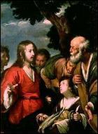 Dans le miracle de la  Multiplication des pains , à partir de quelle nourriture Jésus donna-t-il à manger à une foule de 5000 personnes ?