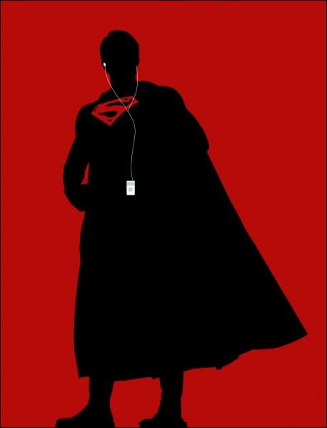 Soit-disant un super-héros que j'ai pourtant mis par terre plusieurs fois...
