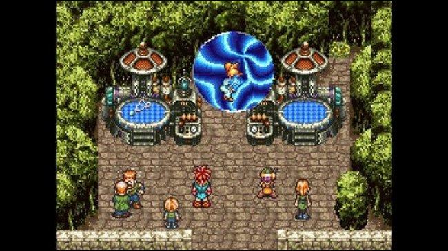 Parmi les jeux cités, lequel fut créé ou édité par le même développeur que celui du jeu présenté dans l'image ci-dessous ?