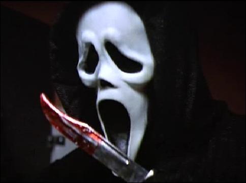 Quel est le nom du tueur dans 'Scream 4' ?