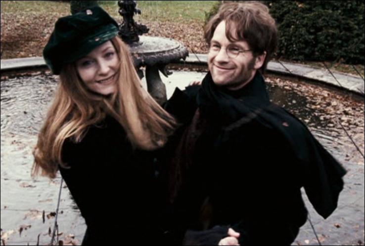 Comment se nomment les parents de Harry Potter ?