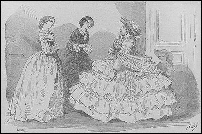 Qui a écrit ' Les Petites Filles Modèles' ?