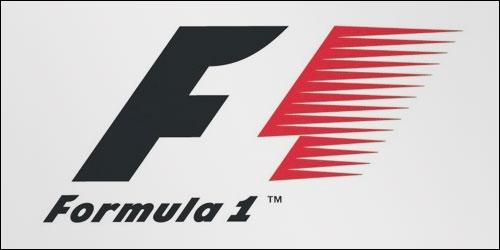 Voici le logo de Formula 1, représenté par un F et à la fin des bandes rouges qui qualifient la vitesse de leurs voitures, mais regardez entre le F et les bandes rouges. Que peut-on voir ?