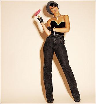 Quel est le sponsor de Rihanna ?