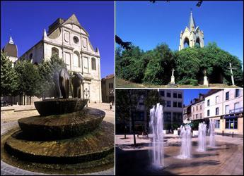 Sa compagne a voulu aller voir cette ville française de Franche-Comté. Quelle est cette ville qui a donné son nom à une chanson de Brel ?