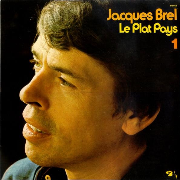 Dans cette chanson, ' Le Plat Pays', Jacques Brel chante son pays d'origine. Quel est ce pays ?