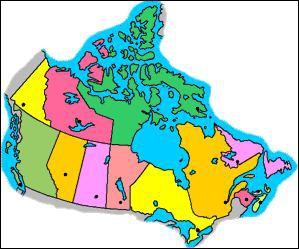 Le Canada a :
