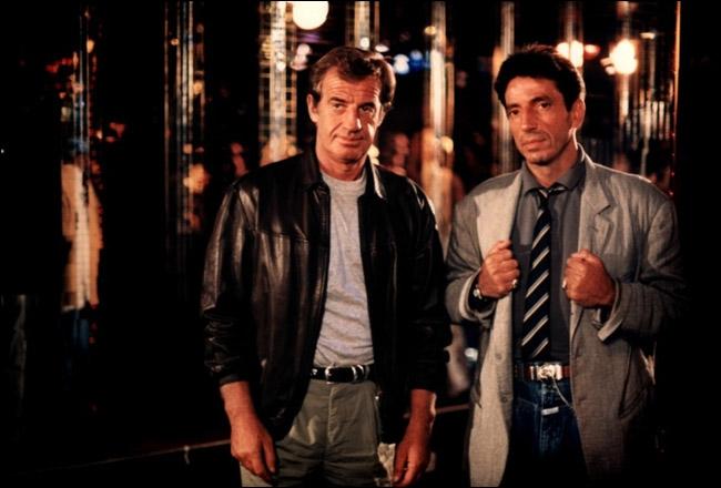 Quel est ce film qui réunit Belmondo et Michel Creton ?