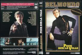 Quel est ce film d'Henri Verneuil dans lequel Belmondo traque 'Minos' ?