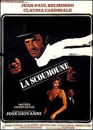 Qui jouaient aux côtés de Belmondo dans 'La scoumoune de José Giovanni' ?