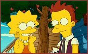 De qui Lisa tombe-t-elle amoureuse dans ' Les Simpson, le film ' ?