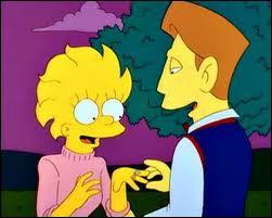 Dans l'épisode ' Le mariage de Lisa ' , comment s'appelle le jeune anglais qu'elle veut épouser ?