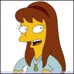 Comment s'appelle la rivale de Lisa au sein de l'orchestre de l'école ?