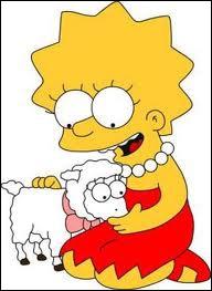 Quelle grande décision a-t-elle prise après avoir vu un petit agneau tout mignon ?
