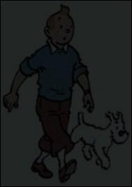 Ah, le chien a retrouvé son maître !