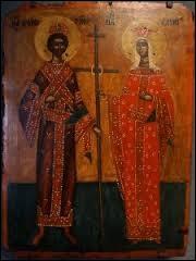 Quel est le fait marquant qui caractérise l'impératrice Théodora, épouse de l'empereur Théophile ?
