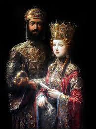 Dernière impératrice de Trébizonde, c'est une Antigone du Moyen-Age. Quel est son nom ?