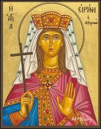 Quel est le nom de cette aristocrate qui fut surnommée Madame Mère des Comnène ?