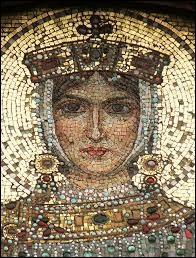 Quel est le nom de cette impératrice qui fut étouffée dans son bain à cause de Crispus ?