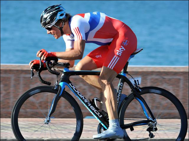 Le champion de Norvège compte lui aussi parmi les révélations de la saison. Il a remporté 2 étapes du Tour de France. Il sait tout faire : sprinteur, rouleur, grimpeur... Impressionnant ! Qui est-ce ?