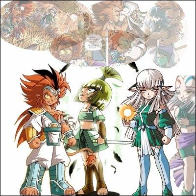 Gryf se met finalement avec Shun-Day, mais la préfère-t-il vraiment à Shimy ?