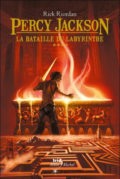 Qui détruit le labyrinthe ?