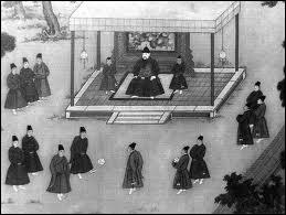 D'origine chinoise, il serait le plus vieil ancêtre du football moderne :