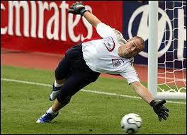 Paul Robinson a déjà marqué un but du goal ?