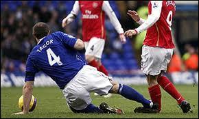 Laquelle de ces blessures est la plus courante au football ?