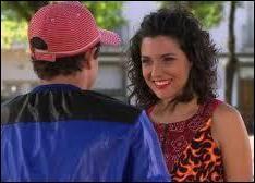 Quel est le nom de cette fille qui est sortie avec Maxi lors de la saison 1 ?
