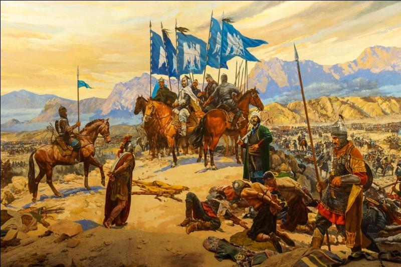Quelle est la date de la bataille de Mantzikert ?