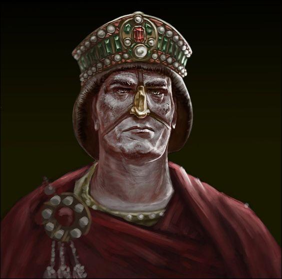 Il régna deux fois comme empereur malgré une terrible mutilation.