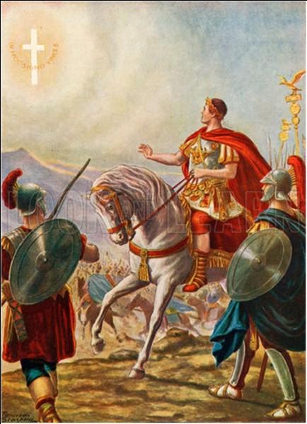 Il fut le dernier empereur compétiteur de Constantin 1er, avant la réunification de l'Empire romain