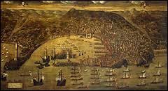 Quel est le nom de cette République commerçante italienne rivale de Venise en Méditerranée orientale ?