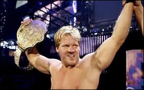 Le 03 novembre, Chris Jericho récupère le World Heavyweight Championship. Quelle est la stipulation du match ?