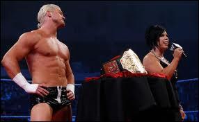 Le 15 février 2011, Vickie Guerrero destitue Edge de son titre pour le donner à Ziggler. Pour quelle raison ?