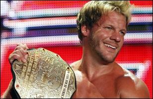 Le 07 septembre, Chris Jericho devient champion dans un Scramble Match. Qui sont ses adversaires ?