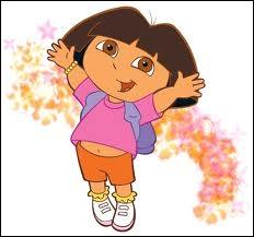 Quelle est l'activité de Dora dans la série ?