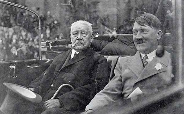 Quand Hitler devient-il chancelier ?