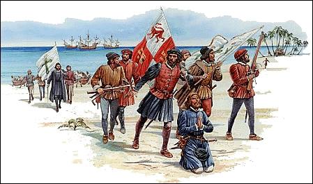 Quand l'Amérique a-t-elle été découverte ?