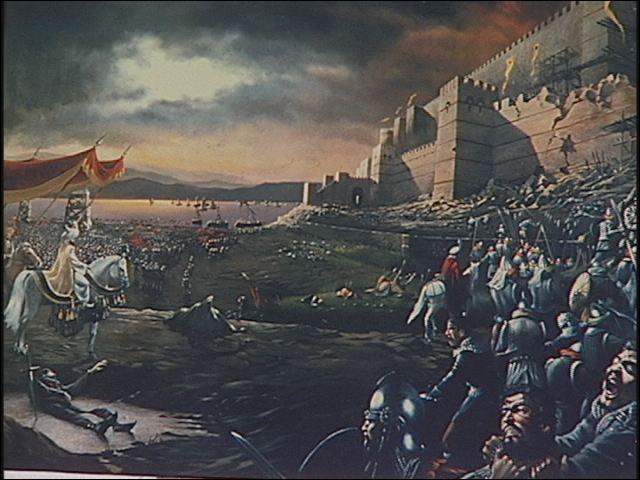 Quelle est la date de la chute de Constantinople ?