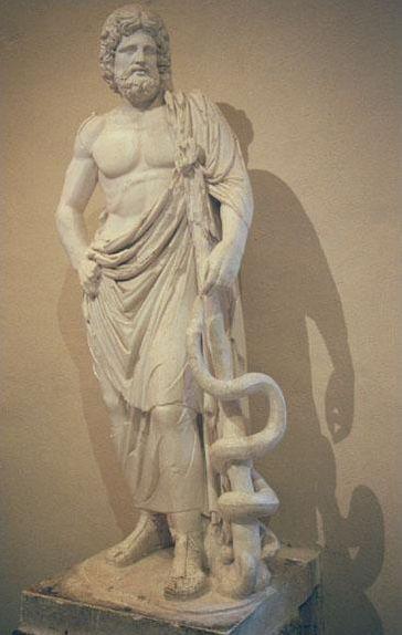 Les attributs des dieux grecs