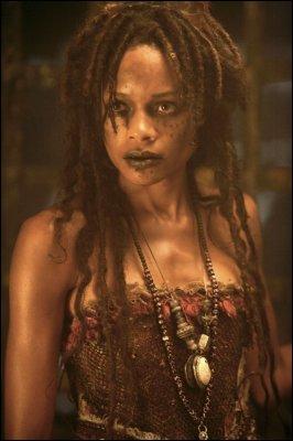 Elle a autrefois été amoureuse Davy Jones, elle est interprétée par Naomie Harris. Qui est-elle ?