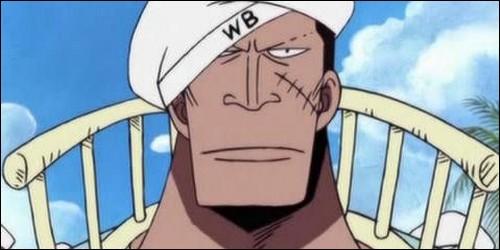 Comment s'appelle le Capitaine des Berets Blancs (White Berets) sur Skypia ?