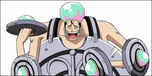 A quel équipage appartient Pearl, l'homme aux boucliers d'acier ?