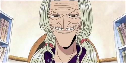 Quel âge a véritablement le docteur Kureha, femme au caractère excentrique et vivant sur l'île de Drum ?