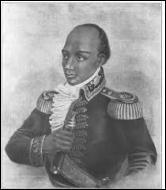 Qui est devenu le symbole de la révolte des noirs dans les colonies françaises ?