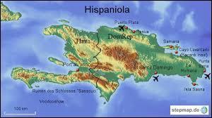 Quel est le nom actuel de l'ancienne colonie française ayant été la première république noire d'Amérique, indépendante en 1804 ?