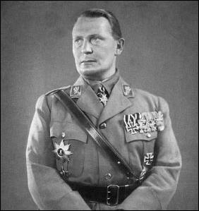 Commandant en chef de la Luftwaffe en 39