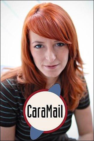 Elle fit partie du trio fondateur de Caramail, le premier webmail français gratuit, avant de prendre la direction de Lycos jusqu'en 2004 :